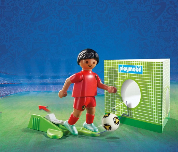Playmobil 9509 - Nationalspieler Belgien
