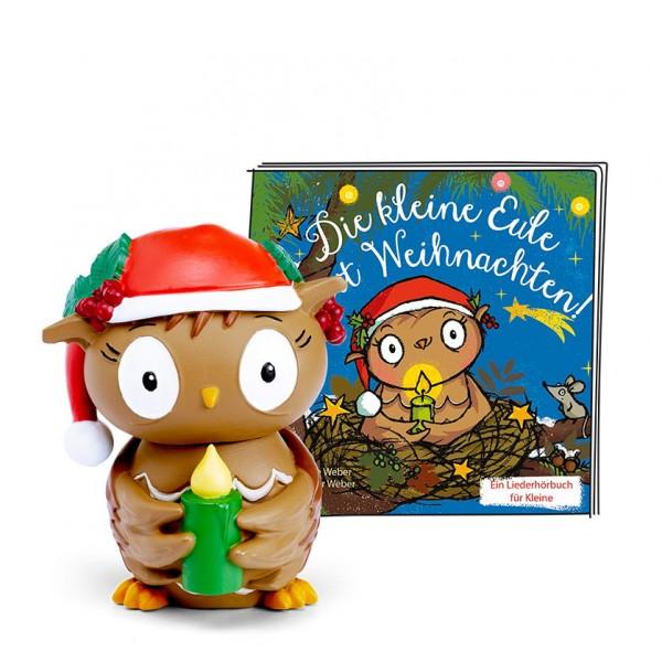 Tonies - Die kleine Eule feiert Weihnachten - Hörbuch