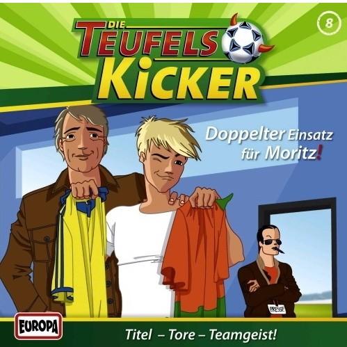 CD Teufelskicker: Doppelter Einsatz für Moritz! (08)