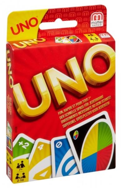 UNO Original (Mattel W2087)