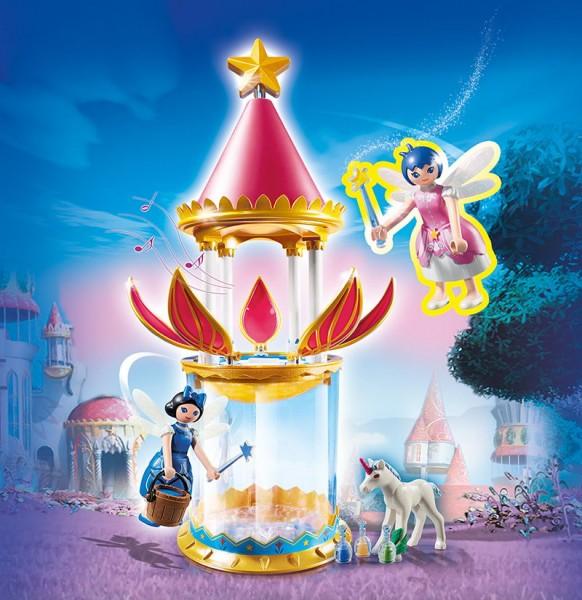 Playmobil 6688 Zauberhafter Blütenturm (Super4)