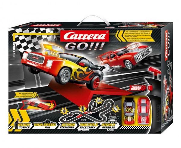 Carrera Go - Hot Road (20062514)