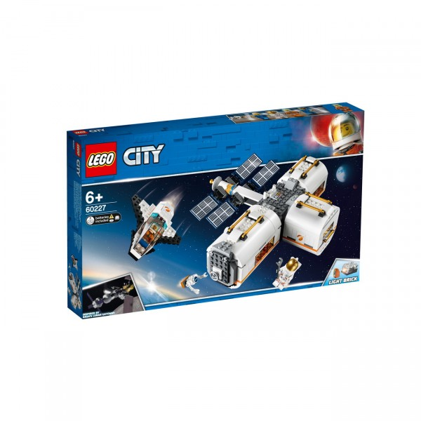 LEGO City (60227) Mond Raumstation