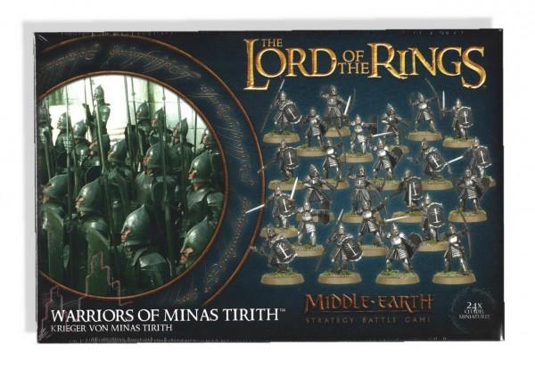Games Workshop - Krieger von Minas Tirith - Der Herr der Ringe Figuren