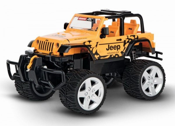Carrera RC - Jeep Wrangler Rubicon, brw (162113) RC Auto