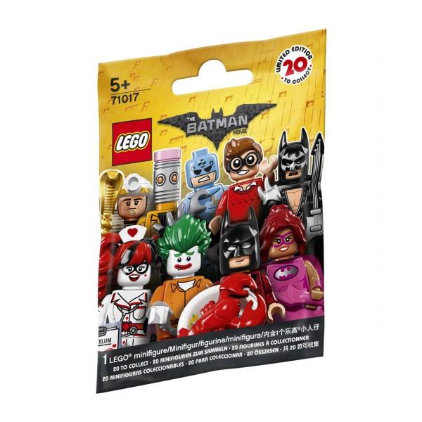 LEGO Minifigures 71017 - THE LEGO BATMAN MOVIE