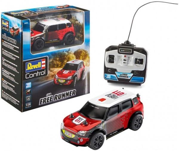 Revell Control 24470 - RC Rallye Car FREE RUNNER