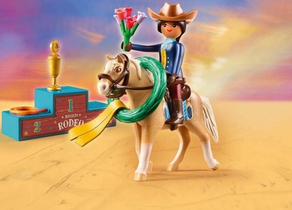 Playmobil 70697 - Rodeo Pru - Spirit - Riding Free