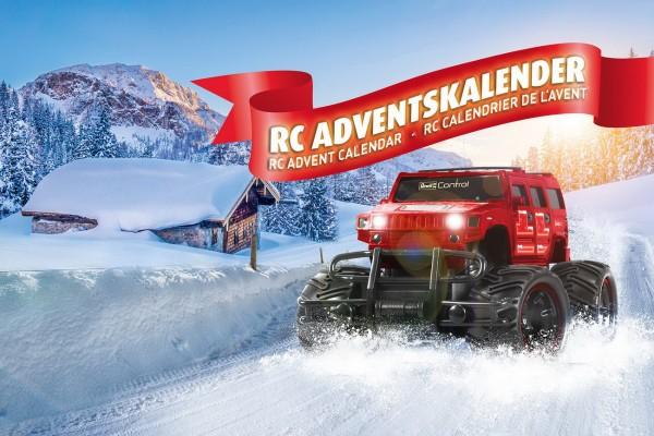 Revell RC Truck Adventskalender 2019 (01022) - 27 MHz