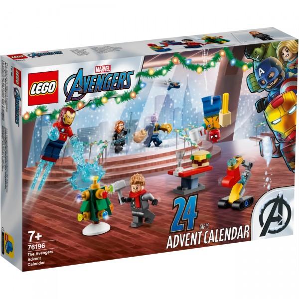 LEGO Marvel Avengers - Adventskalender 2021 (76196)