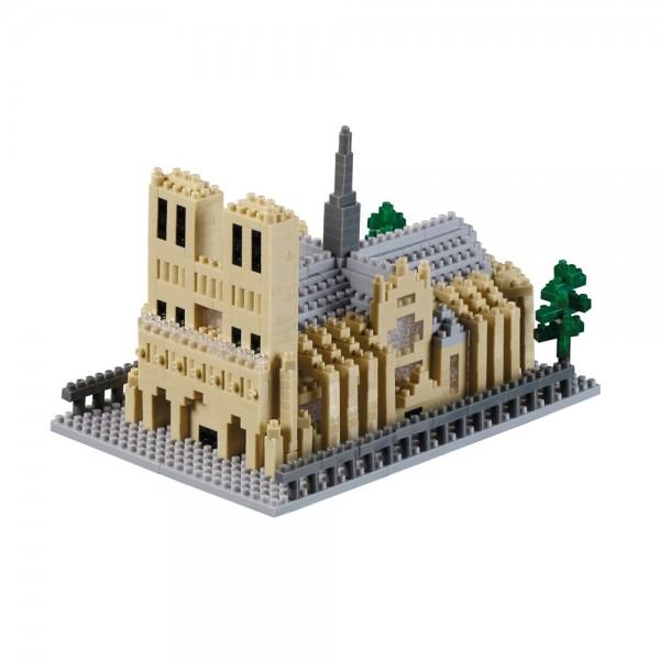 BRIXIES - Cathedrale de Notre Dame Paris (200.166)