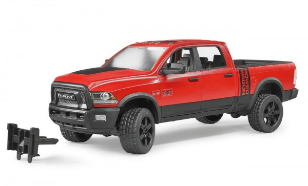 BRUDER 02500 - RAM 2500 Power Wagon