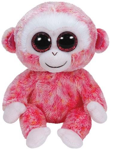 Glubschis - Ruby - Affe rot weiß
