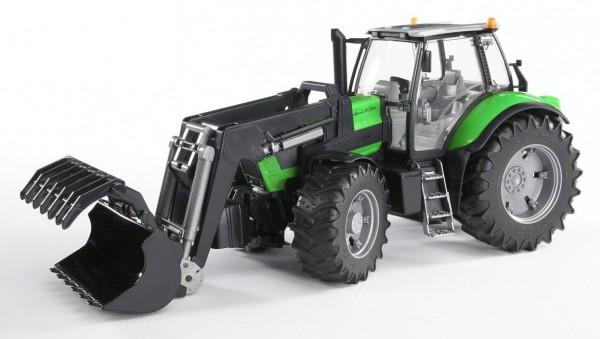 BRUDER 03081 - Deutz Agrotron X720 mit Frontlader