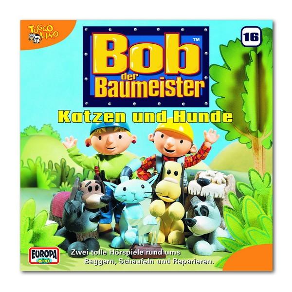 CD Bob der Baumeister: Katzen und Hunde (16)