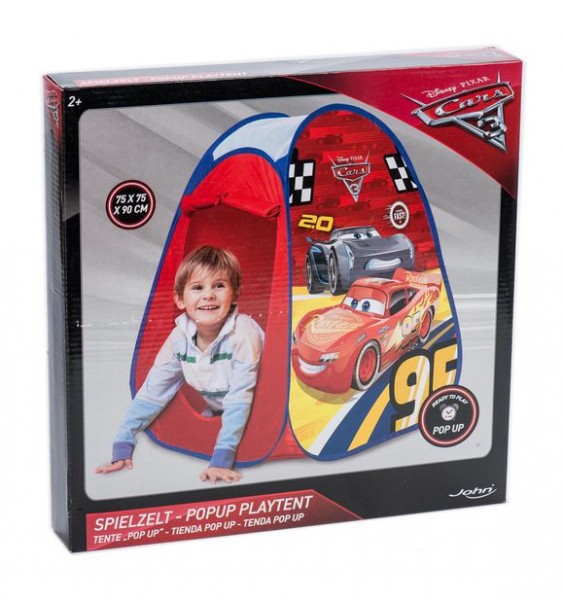 Cars 3 Pop-up Zelt