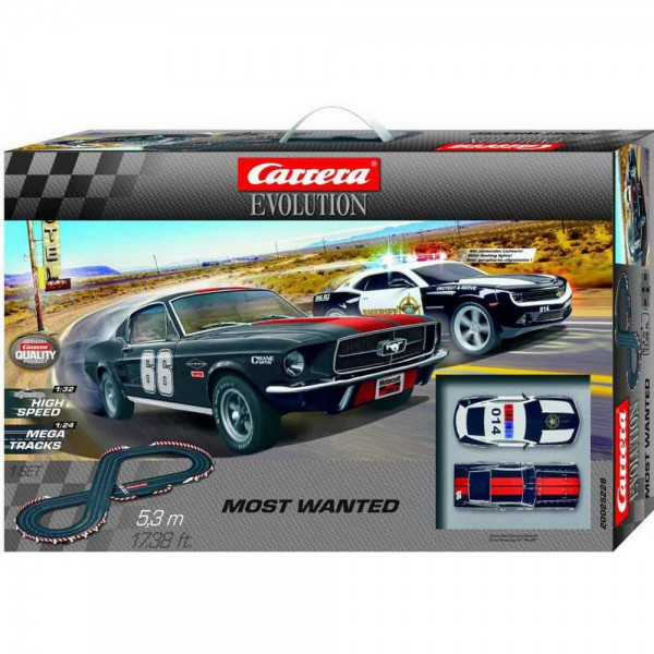 Carrera Evolution - Most Wanted (25228)