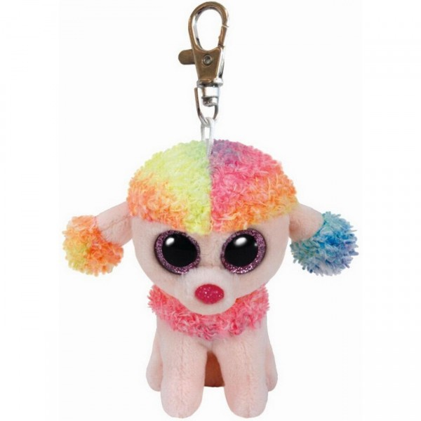 Glubschis Clips - Rainbow Pudel