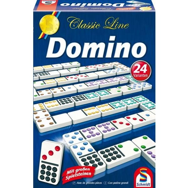 Classic Line - Domino (Schmidt Spiele 49207)