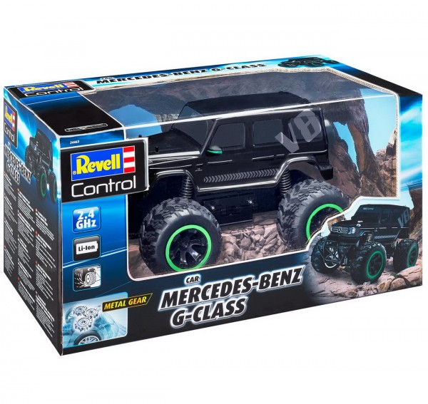 Revell Control 24463 - Mercedes G-Class - RC Auto