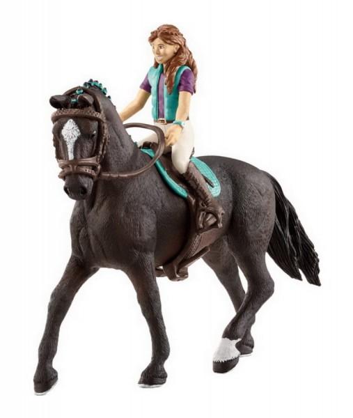 Lisa & Storm - Reiterin und Pferd - Schleich Horse Club (42413)