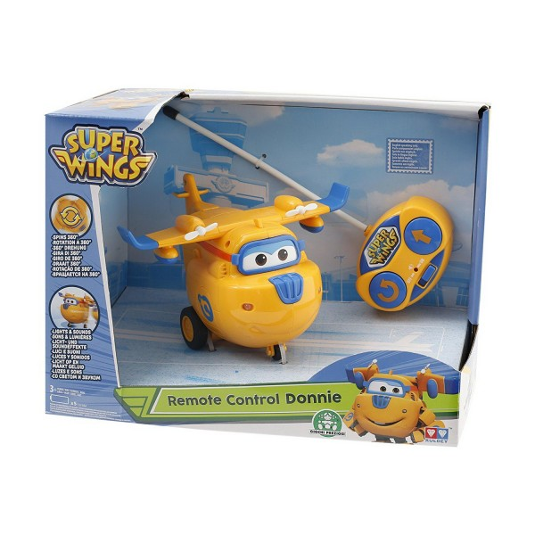 Super Wings R/C Donnie (710720)