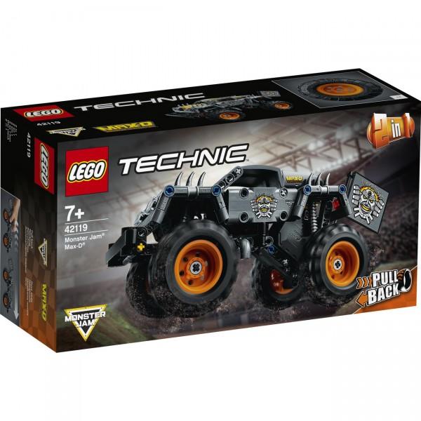 LEGO Technic 42119 - Monster Jam Max-D