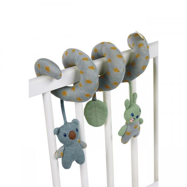 Sterntaler - Spielzeug Spirale Kinni und Kalla (Stay true to nature)