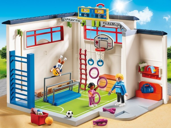 Playmobil 9454 - Turnhalle