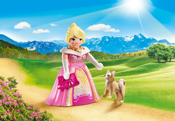 Playmobil 70029 - Prinzessin (PLAYMO-FRIENDS)