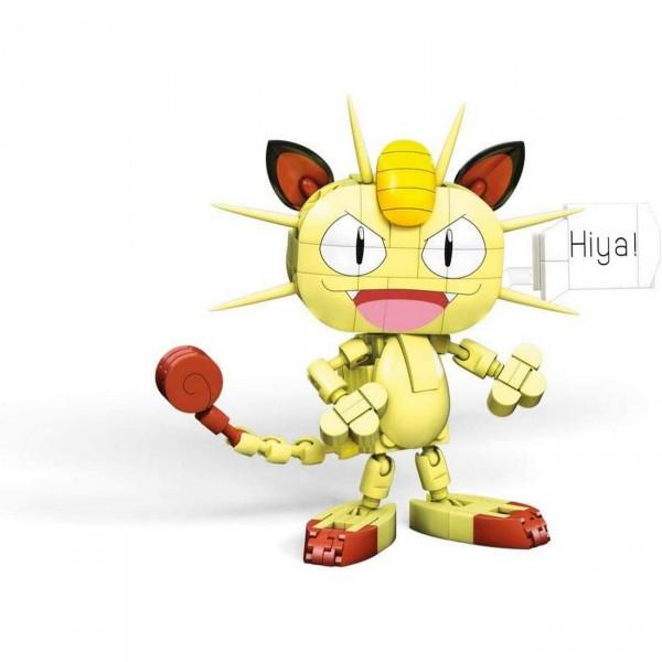 Mauzi Medium - Mega Construx Pokemon (Mattel GKY98)