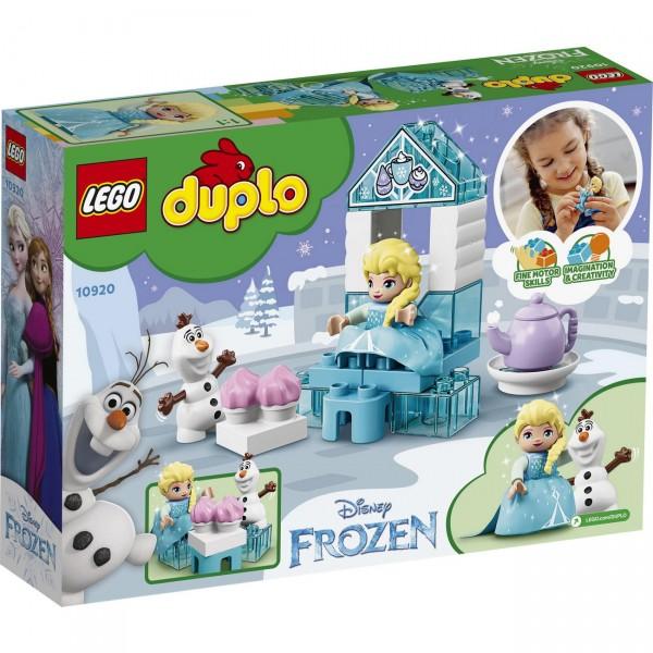LEGO DUPLO - Elsas und Olafs Eis-Café (10920)