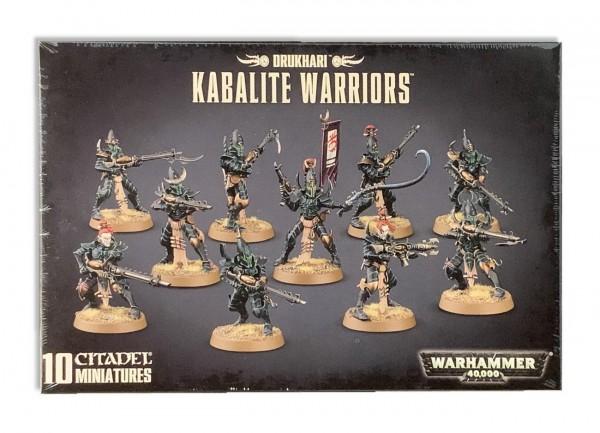 Warhammer 40000: Drukhari - Kabalite Warriors (45-07)