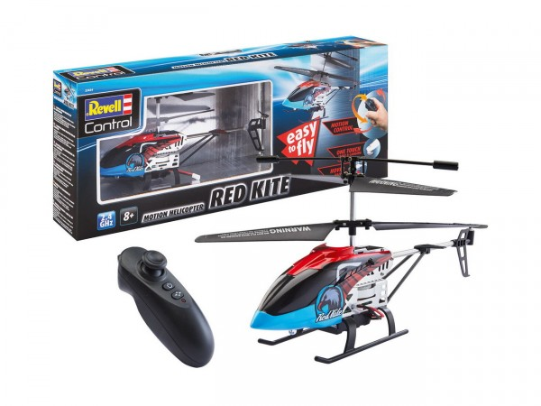 Motion Helikopter RED KITE (Revell Control 23843)