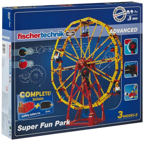fischertechnik 508775 - Super Fun Park (Advanced)