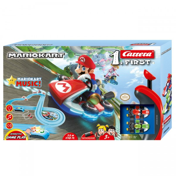 Carrera FIRST - Nintendo Mario Kart - Royal Raceway (20063036)