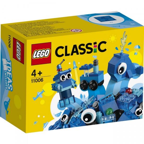 LEGO Classic - Blaues Kreativ-Set (11006)