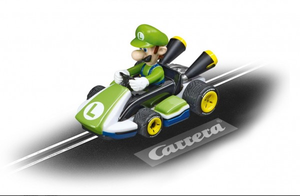 Carrera FIRST - Luigi Nintendo Mario Kart (20065020)