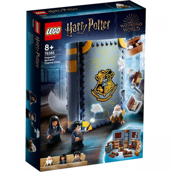LEGO Harry Potter 76385 - Hogwarts Moment: Zauberkunstunterricht