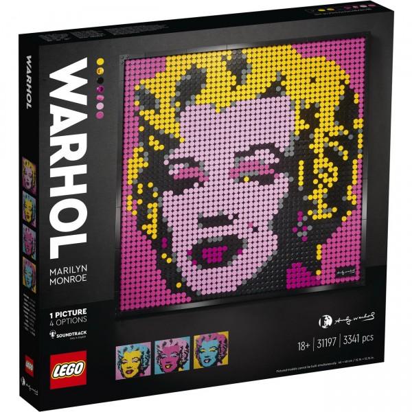 LEGO Art 31197 - Marilyn Monroe (Andy Warhol)