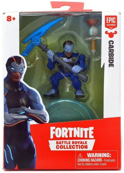 Carbide - Fortnite Battle Royale Collection Solo Figur (Boti 35629)