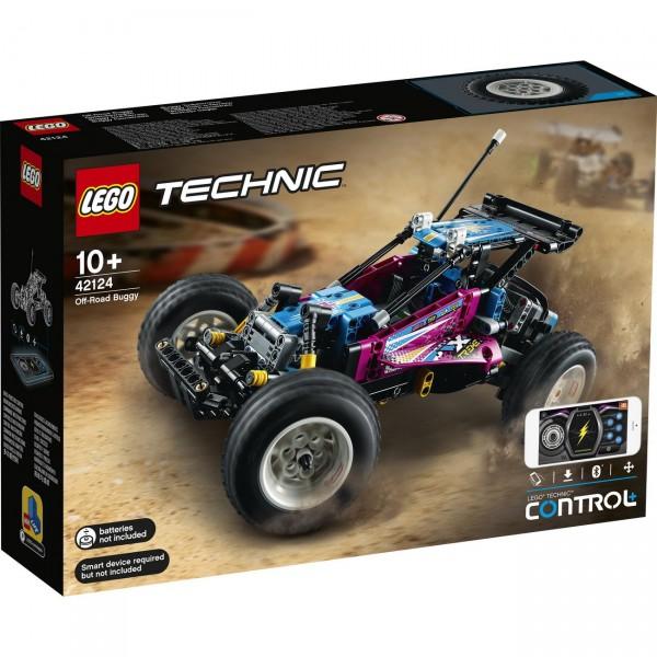 LEGO Technic 42124 - Geländewagen mit App-Steuerung