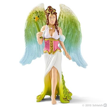 Surah in festlicher Kleidung stehend (Schleich 70514)