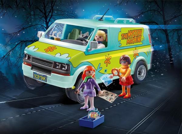 Playmobil 70286 - SCOOBY-DOO! Mystery Machine