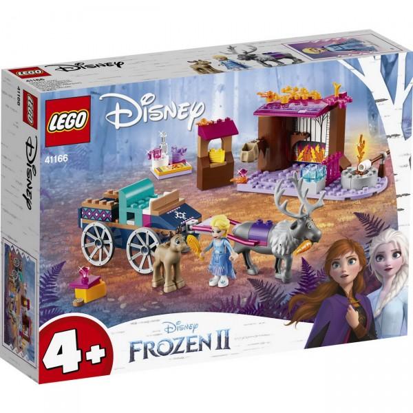 LEGO Disney Frozen - Elsa und die Rentierkutsche (41166)