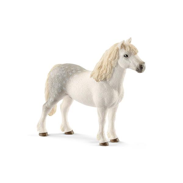 Welsh Pony Hengst (Schleich 13871)