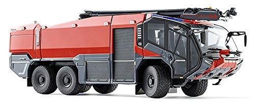 WIKING 7614 - Feuerwehr Rosenbauer FLF Panther 6x6 + Löscharm