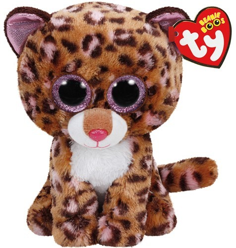 Glubschis - Patches - Leopard