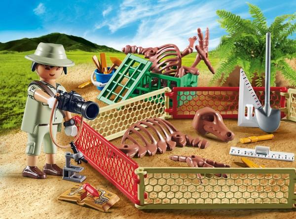 Playmobil 70605 - Geschenkset Paläontologe - Dinos