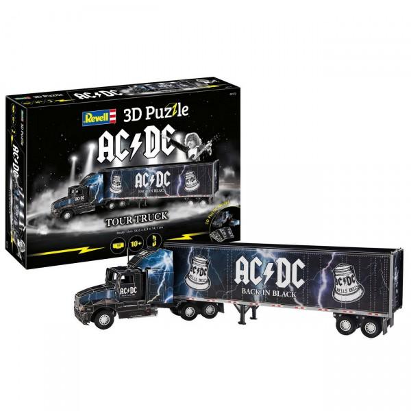 Revell 00172 - AC/DC Tour Truck - 3D Puzzle